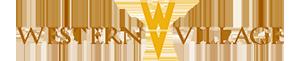 Logo for Western Village