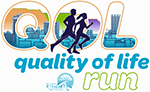 The Quality of Life Run - Logo